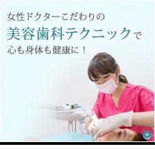 美容歯科テクニック